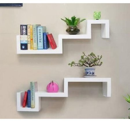 Best White Wooden Wall Shelves reviews